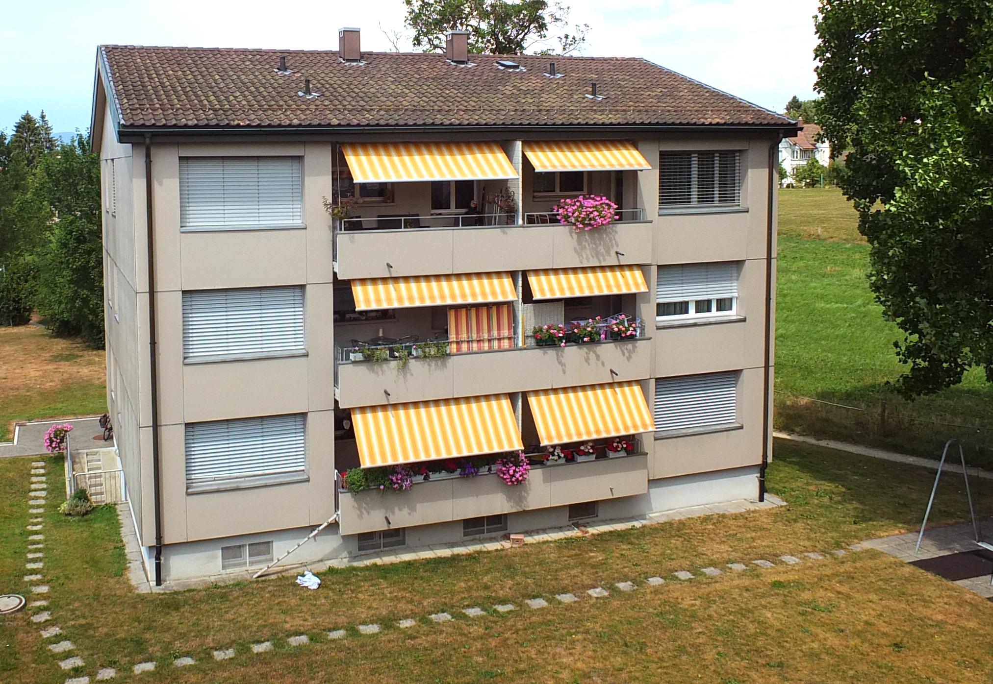 2 Mehrfamilienhäuser in Langenthal