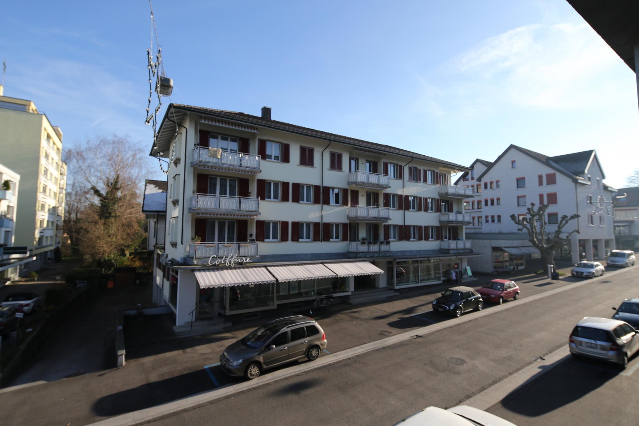 Wohn und Geschäftshaus in Amriswil TG
