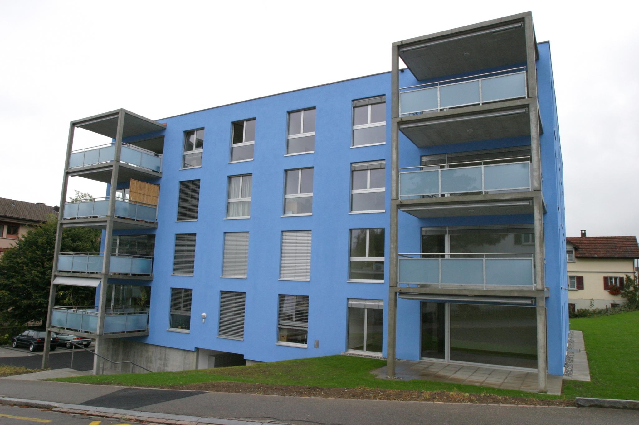 16-Familienhaus in Kreuzlingen