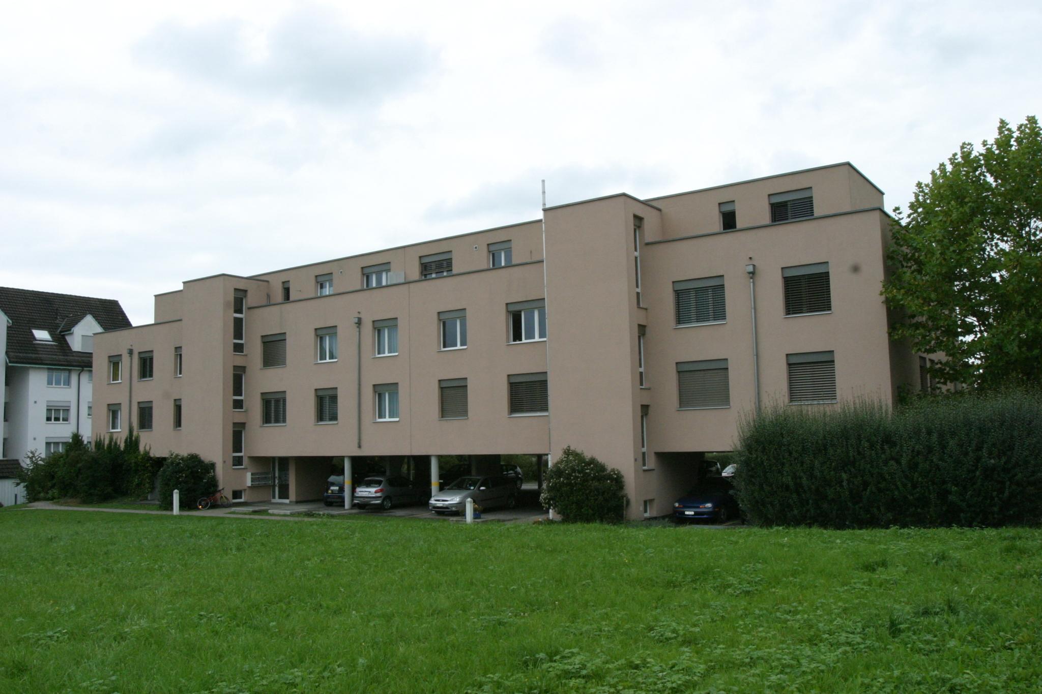 12-Familienhaus in Romanshorn