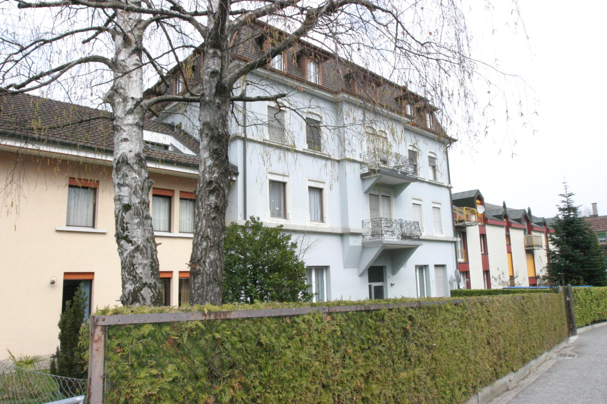3 Mehrfamilienhäuser in Rorschach