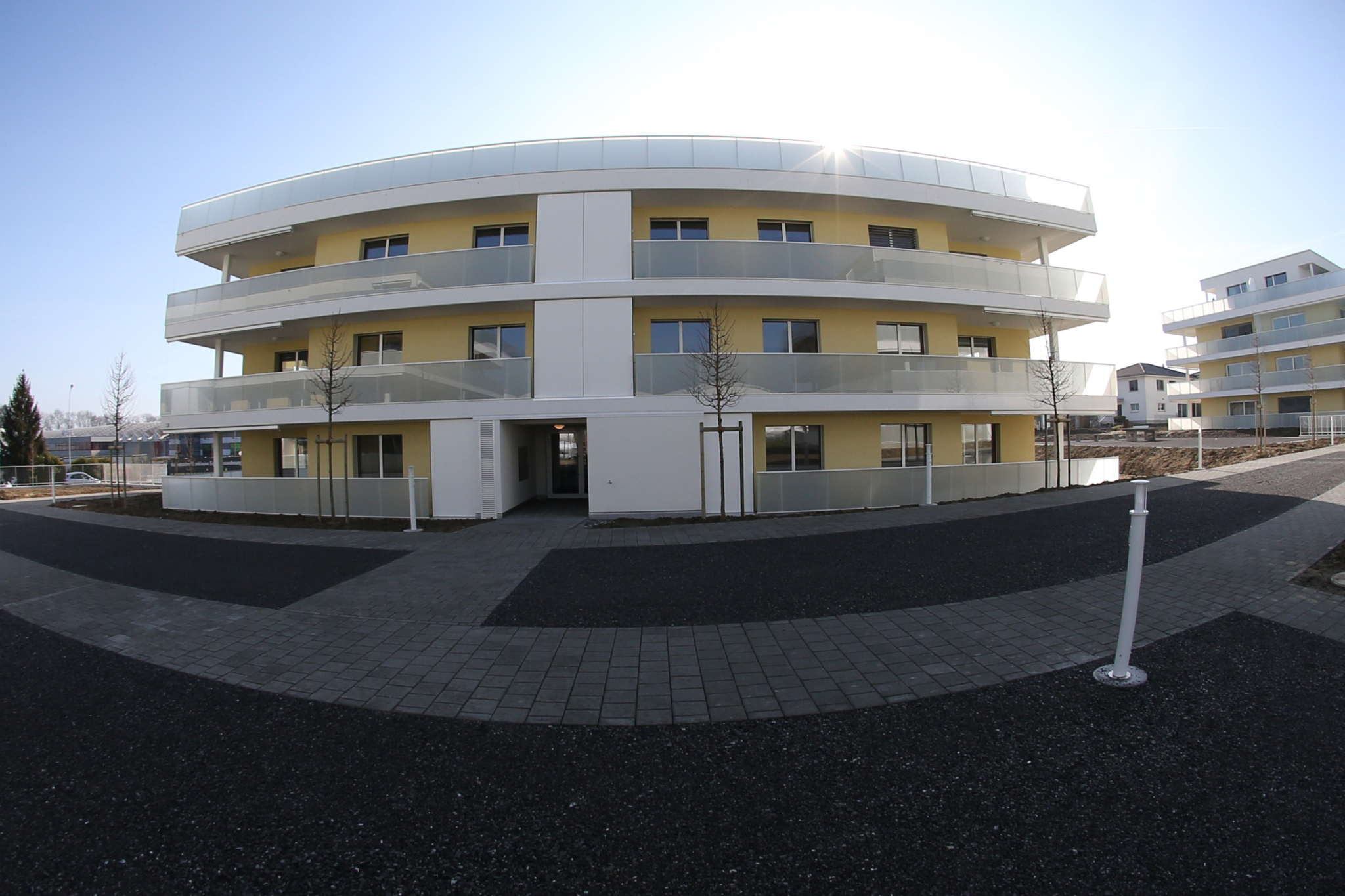 Mehrfamilienhäuser in Arbon