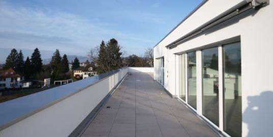 3.5 Zimmer Attika Wohnung mit grosser Terrasse in Menziken (AG)